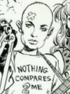 Drawn Picture of Sinead O'Connor