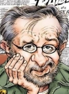 Drawn Picture of Steven Spielberg