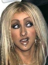 Drawn Picture of Christina Aguilera