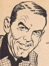 Drawn Picture of Fred MacMurray