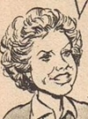 Drawn Picture of Mary Tyler Moore