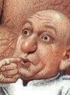 Drawn Picture of Verne Troyer