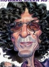 Drawn Picture of Howard Stern