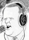 Drawn Picture of Rush Limbaugh