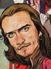Drawn Picture of Orlando Bloom