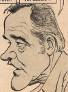 Drawn Picture of Jack Lemmon