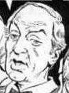 Drawn Picture of Conrad Bain