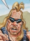 Drawn Picture of Duane Chapman