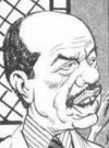 Drawn Picture of Sherman Hemsley