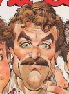 Drawn Picture of Tom Selleck