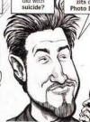 Drawn Picture of Joey Fatone