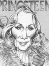 Drawn Picture of Katherine Helmond