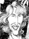 Drawn Picture of Laura Dern