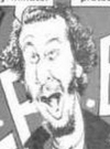 Drawn Picture of Daniel Stern