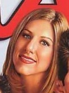 Drawn Picture of Jennifer Aniston