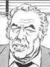 Drawn Picture of George Kennedy
