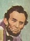 Drawn Picture of Abraham Lincoln