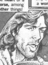 Drawn Picture of Joe Lando
