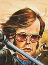 Drawn Picture of Peter Fonda