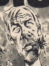 Drawn Picture of Lee Marvin