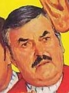 Drawn Picture of James Doohan