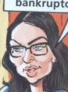 Drawn Picture of Laura Prepon