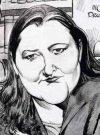 Drawn Picture of Camryn Manheim