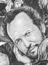 Drawn Picture of Billy Crystal