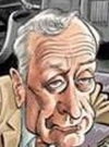 Drawn Picture of Michael Caine