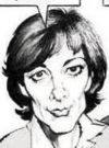 Drawn Picture of Allison Janney