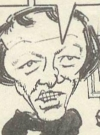 Drawn Picture of Paul Daniels