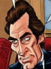 Drawn Picture of Timothy Dalton