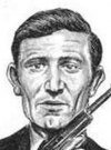 Drawn Picture of George Lazenby