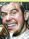 Drawn Picture of Perez Hilton