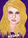 Drawn Picture of Kesha