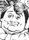 Drawn Picture of Louie Anderson