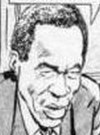 Drawn Picture of Robert Guillaume