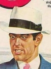 Drawn Picture of Warren Beatty