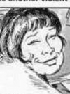 Drawn Picture of Shirley MacLaine