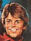 Drawn Picture of Mark Hamill