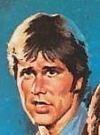 Drawn Picture of Harrison Ford