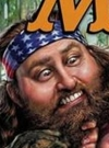 Drawn Picture of Willie Jess Robertson