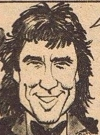 Drawn Picture of Dudley Moore