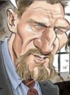 Drawn Picture of Liam Neeson