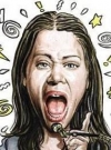Drawn Picture of Fiona Apple