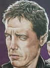 Drawn Picture of Hugh Grant