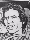 Drawn Picture of Tom Wopat
