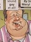 Drawn Picture of Eric Stonestreet