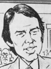 Drawn Picture of John Ritter