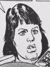 Drawn Picture of Julie Kavner